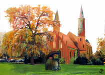 Pankow, Kirche von Renée König