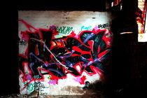 Alte Fabrikhalle 12 von langefoto