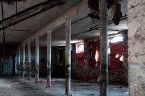 Alte Fabrikhalle 11 von langefoto