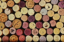 Wine Tops von Clare Bevan