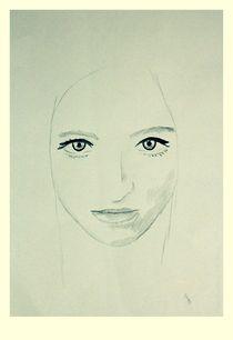 Portrait of a Lady - Verdure von chrisphoto