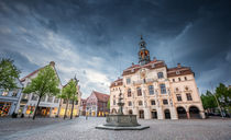 Lüneburg Marktplatz by photoart-hartmann