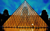 Louvre Museum by lanjee chee