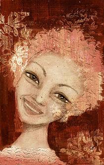Laughter in her eyes von Dominique Gwerder
