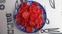 Tomatoe Art by Gesine Käshammer