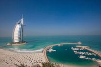 Burj al Arab by Helge Reinke