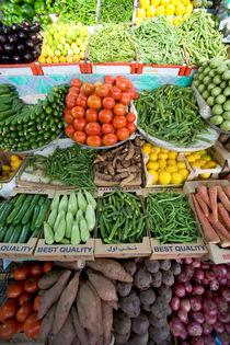 Gemüse von Helge Reinke