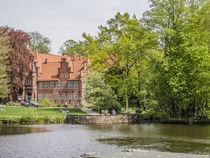 Schloss Bergedorf von Nicole Bäcker