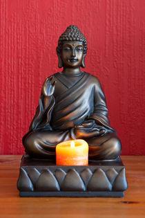 Buddha by Helge Reinke