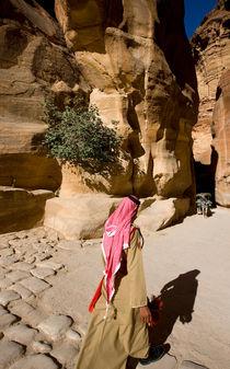 Petra, Jordanien, Nabatäer, Wüste by Helge Reinke