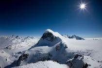 Bergpanorama von Helge Reinke