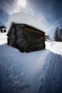 Winter von Helge Reinke