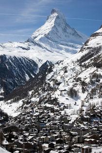 Zermatt by Helge Reinke