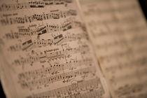 Musiknoten by Helge Reinke