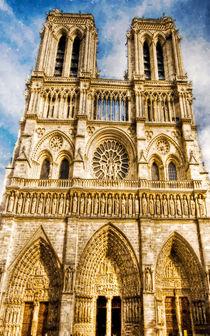 Notre Dame de Paris  von lanjee chee