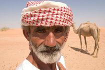 Beduine von Helge Reinke