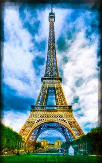 Eiffel Tower von lanjee chee
