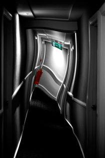 Der schmale Grat  by Bastian  Kienitz