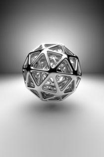 Icosphere III von dresdner