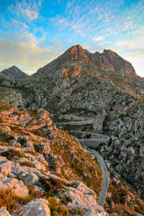 Road to Sa Calobra... by Patrick Arnold