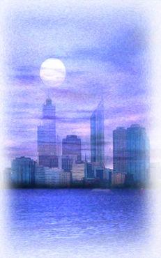 City-on-night-view-3