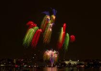 Feuerwerk von fotolos
