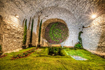 The Cathedral Basement (Girona, Catalonia) by Marc Garrido Clotet