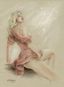 Liebeszauber - erotische Kunst von Marita Zacharias