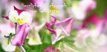 Herzlichen Glückwunsch zum Geburtstag by Gertrud  Aulbach