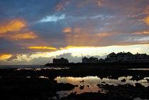 Sunset Cape by crismanart