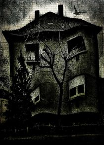 'A Twisted House' von mimulux