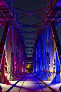 Farben der Hubbrücke by Patrick Arnold