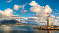 Cloudscape of Alanya by Patrick Arnold