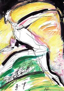 Peter Schlemihl (Buchillustration) von ornatum045