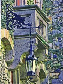 '~ Alte Laterne ~ Old Lantern ~' by Sandra Vollmann