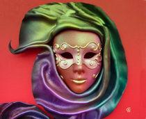 Maske by Thea Ulrich