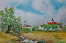 Schloss Pretzsch by Barbara Kaiser