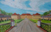 Schloss Oranienbaum von Barbara Kaiser