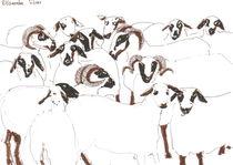 SHEEP von Elisaveta Sivas