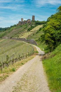 Burg Thurant 9 von Erhard Hess