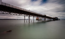 Mumbles pier and lifeboat station von Leighton Collins