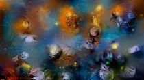 Imaginary Lanscape 12 by Natalia Rudzina