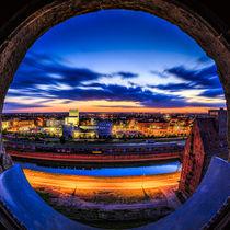 Nachts, wenn Magdeburg Neustadt schläft... von Patrick Arnold