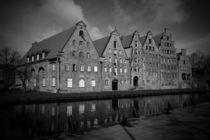 Lübecker Salzspeicher  von fotowelt-luebeck