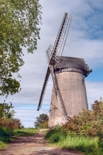 Bidston Windmill by Steve H Clark Photography