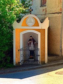 'Der Heilige in der kleinen Dorfkapelle' by Patrick Jobst