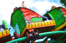 Chinese Dragon Ride 4 by lanjee chee