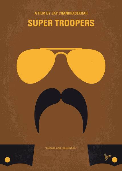 No459-my-super-troopers-minimal-movie-poster