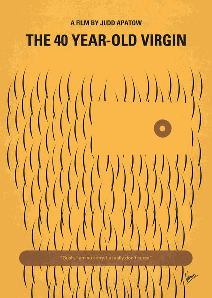 No465-my-the-40-year-old-virgin-minimal-movie-poster