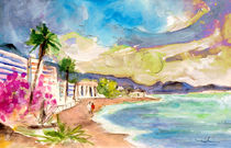 Nerja Beach 03 by Miki de Goodaboom